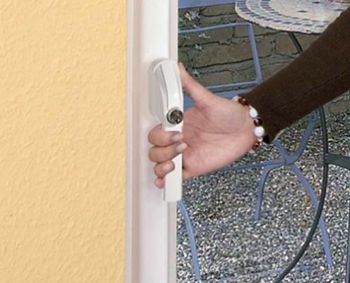ABUS FOS 550 Stangenschloss zur Fenstersicherung, Voitleitner Sicherheitstechnik
