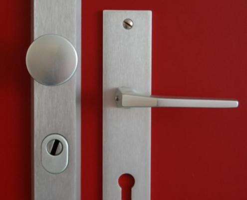 Sicherheitsbeschlag - Einbruchschutz für Türen, Voitleitner Sicherheitstechnik