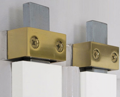 Einbruchschutz für Türen, Türsicherung mit Stangenschloss, Voitleitner Sicherheitstechnik