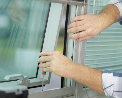 Fensterreparatur, Türreparatur, Voitleitner Sicherheitstechnik